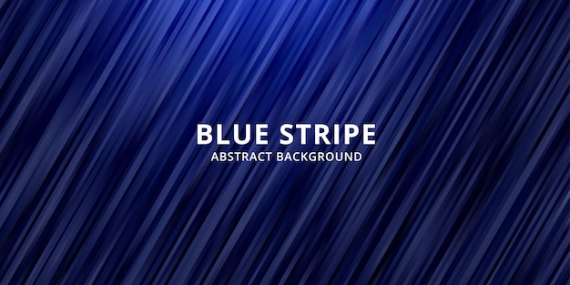 Abstract background blue gradient color. stripe line wallpaper