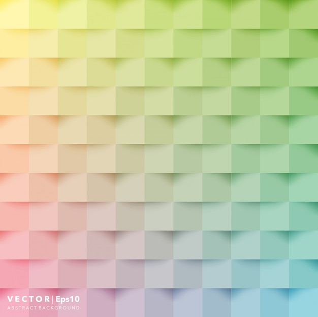 Abstract  background. colorful geometric background.