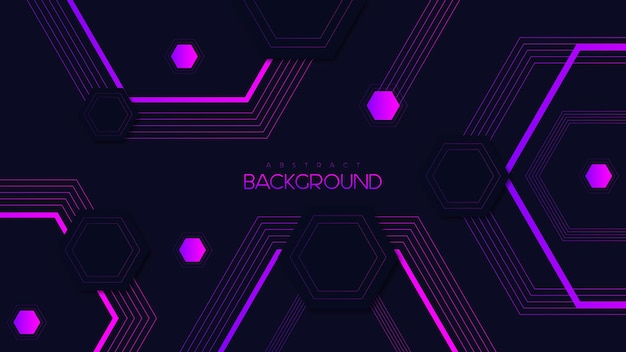 Abstract background colorful with lines shapes best premium vector