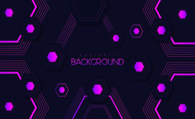 Abstract background colorful with lines shapes and dots best premium vector