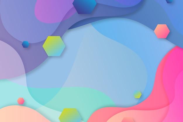 Абстрактное понятие фона