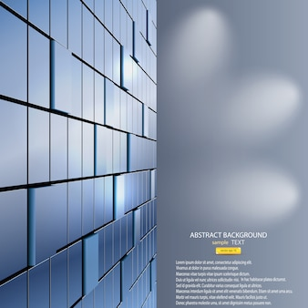 Abstract background of cubes.