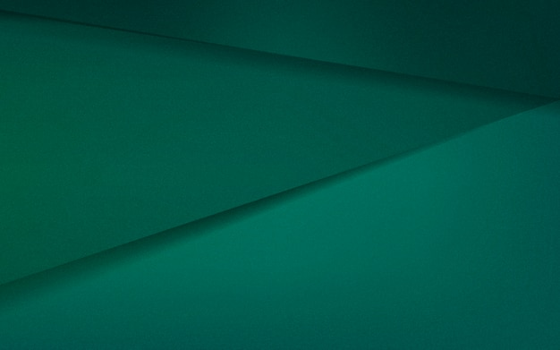Abstract background design in emerald green