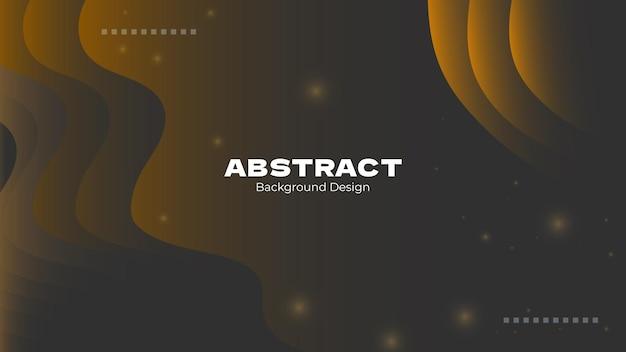 バナーホームページベクトルプレミアムの抽象的な背景デザインの幾何学的形状