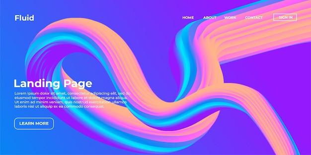 Абстрактный фон дизайн градиент