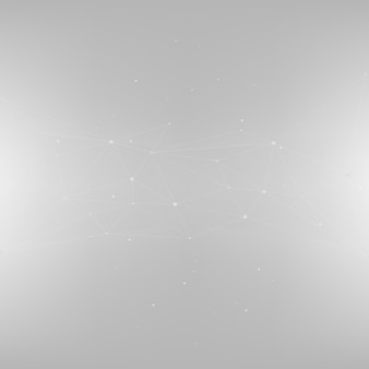 Abstract background design with stars on gray