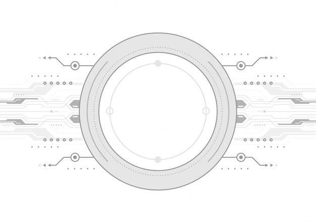 추상적 인 배경 디지털 통신, 미래 네트워크 엔지니어링
