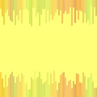 縦縞模様からの抽象的な背景 - 幾何学的なベクトルグラフィックデザイン