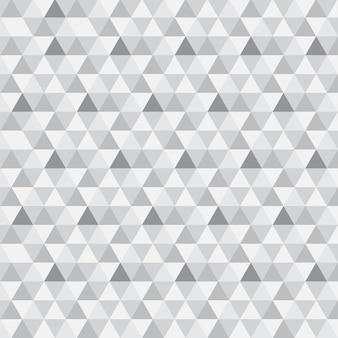 추상적인 배경 기하학 삼각형 패턴