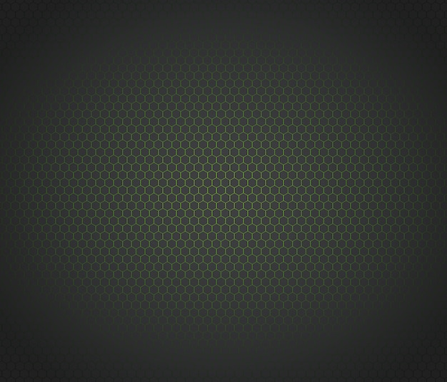 추상적 인 배경 회색 벌집 현대 패턴