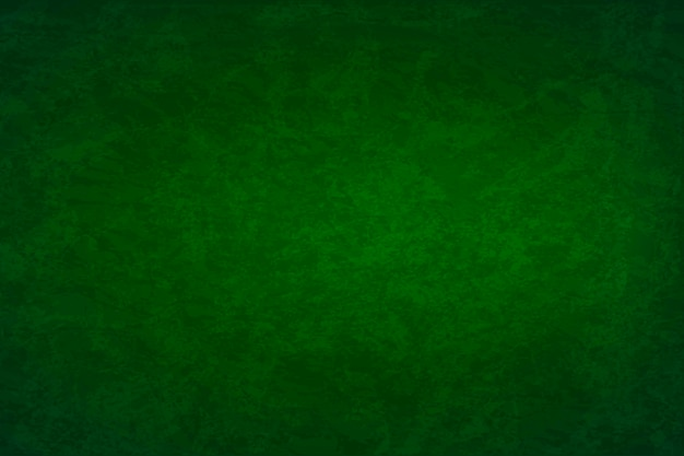 Abstract background green blackboard