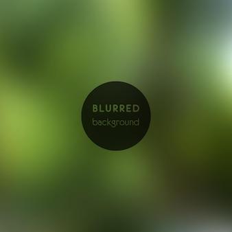 Modello astratto sfondo verde reticolo sfocato sfocato