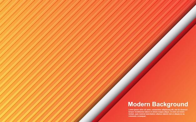추상적 인 배경 Hipster 그라디언트 색상 현대적인 디자인 프리미엄 벡터