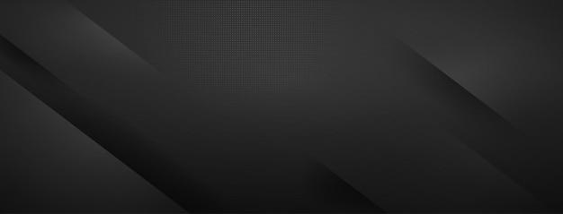 Абстрактный фон в черных тонах