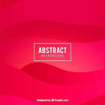 Abstract background in red color