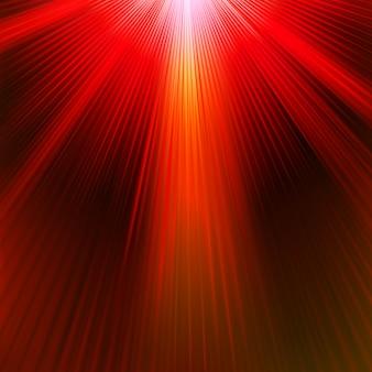 赤の色調で抽象的な背景。