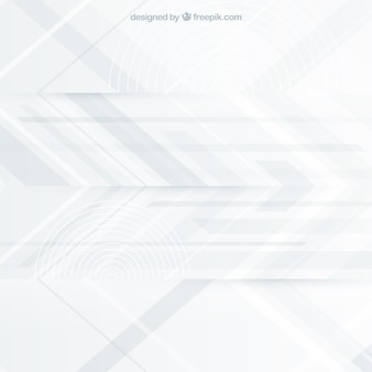 Abstract background in white color