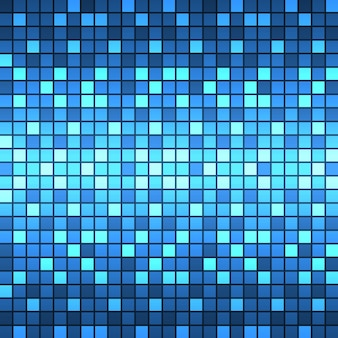 Abstract background light blue