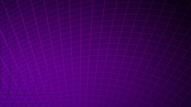 Abstract background of lines and rectangles in violet colors