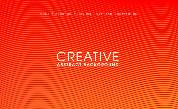 Abstract background modern illustration