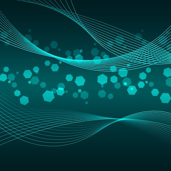 Abstract background modern