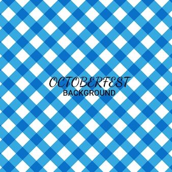 Abstract background october festival theme blue white pattern