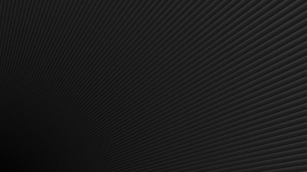 黒い色のグラデーション光線の抽象的な背景