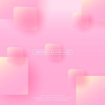 パステルトンの抽象的な背景