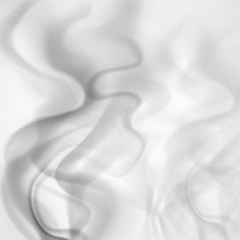 Абстрактный фон дыма в серых тонах