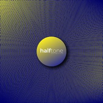 抽象的な背景またはハーフトーン要素を持つパターン