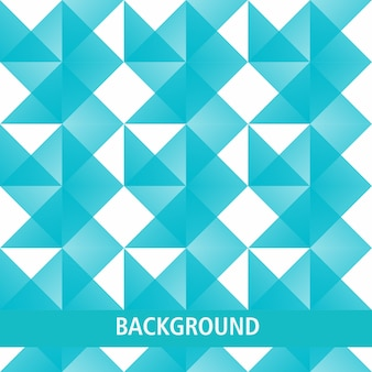 Abstract background polygons