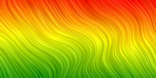 Abstract background reggae color gradient. stripe line wallpaper