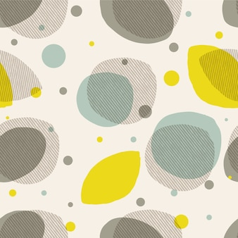 Abstract background seamless pattern.