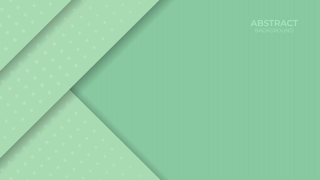 Abstract background soft fabric green color with light dot texture. vector illustration