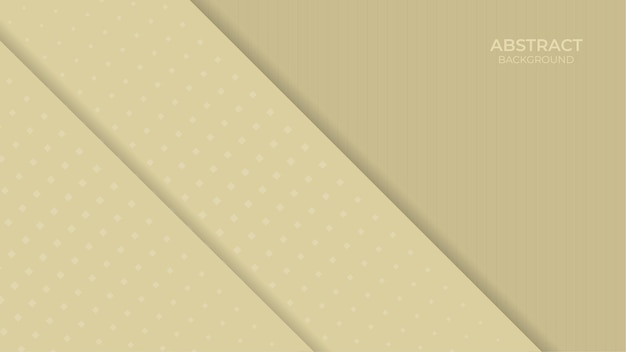 Abstract background soft fabric yellow color with light dot texture. vector illustration