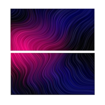 Abstract background. stripe line wallpaper.  set