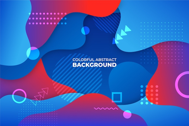 Abstract background style