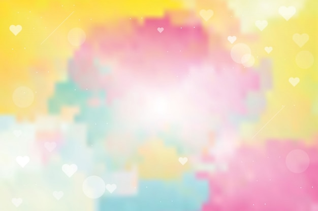Abstract background  for valentine's  day.
