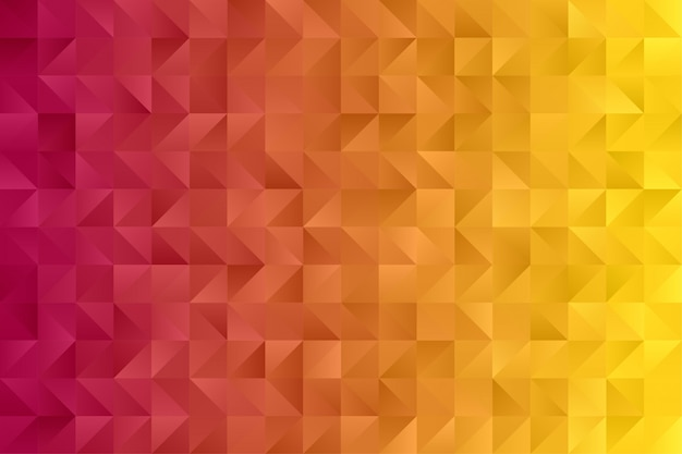 Abstract background wallpaper. colorful triangle polygon hexagon premium vector