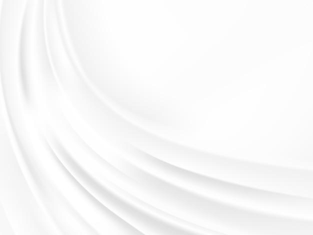 Абстрактный фон белый и серый тон