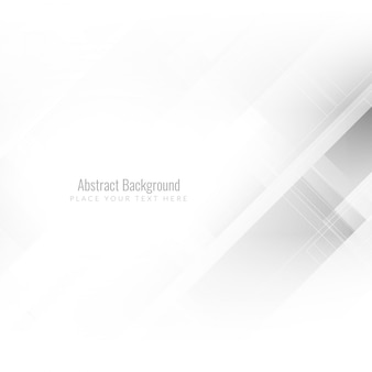 Abstract background, white color