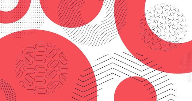 3d 유체 웨이브 모양으로 추상적인 배경입니다. 현대 최소한의 패턴입니다. 미래의 다채로운 기하학적 배경입니다.