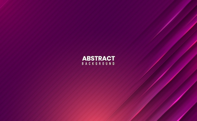 Abstract background with 3d sharp and clean edges suitable