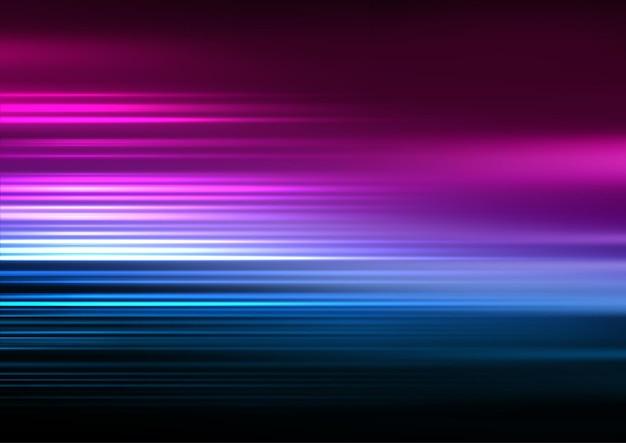 Абстрактный фон с дизайном в стиле скорости движения