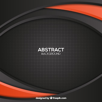 Abstract background with black texture
