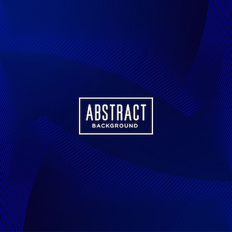 Abstract background with blue line