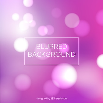 Abstract background with blurred effect