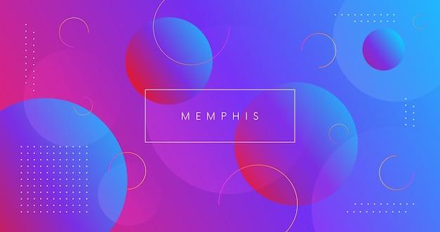円の形のベクトルデザインの抽象的な背景。最小限のポスター。未来的な背景。バナー、ランディングページ、web、カバー、パンフレットの動的な3dコンポジション。