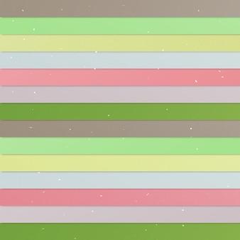 Strisce di sfondo con i colori dolci e macchie