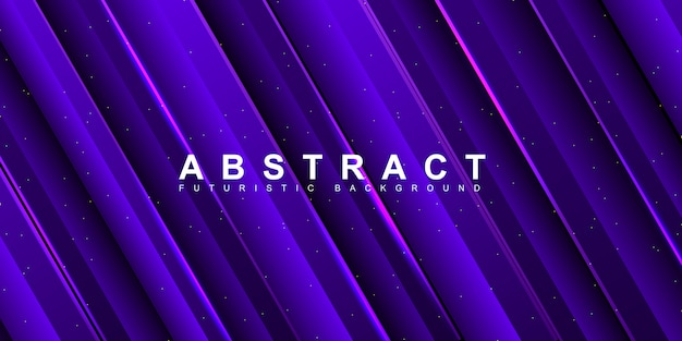 Abstract background with colorful purple stripe texture